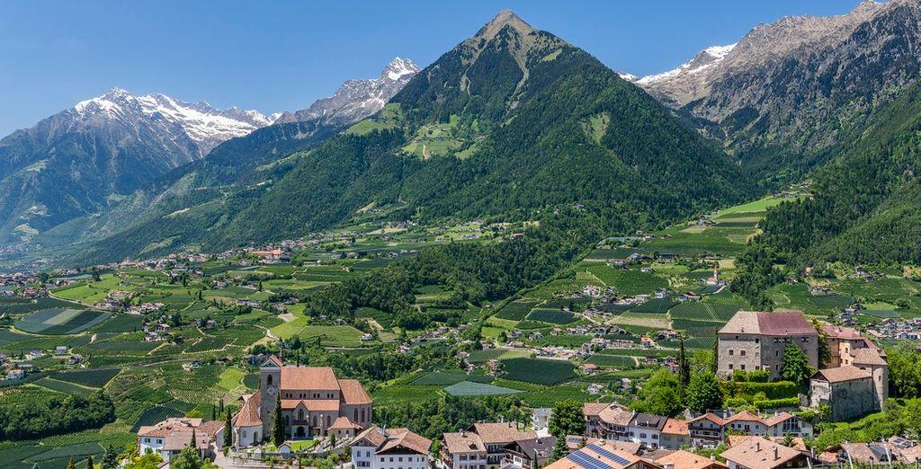 Kostenloser Online-Reiseführer für Südtirol