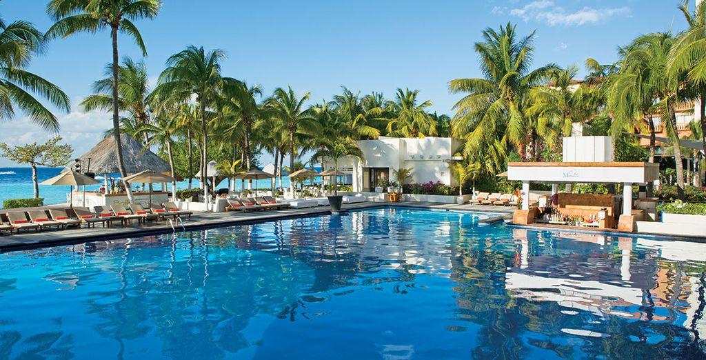 Hotel Dreams Sands Cancun 5*