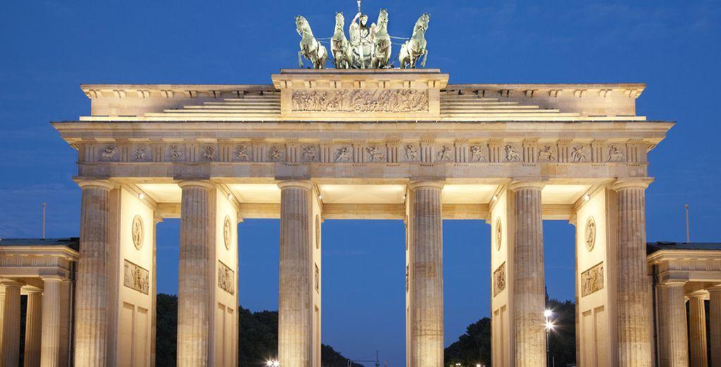 Verpassen Sie nicht das Brandenburger Tor