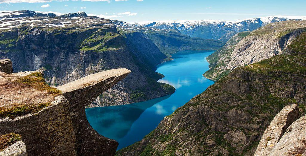 Die wichtigsten Aktivitäten und Sehenswürdigkeiten in Norwegen in unserem Reiseführer