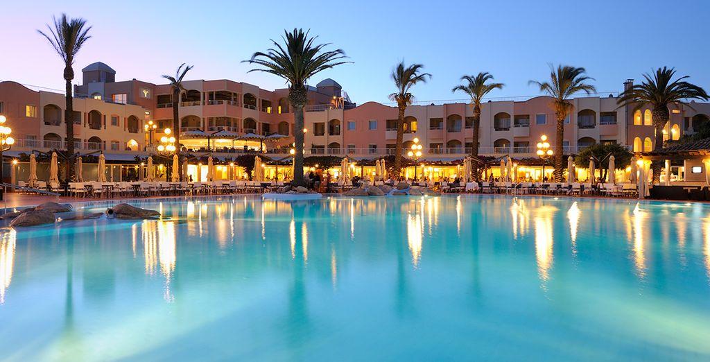 Entspannen Sie sich auf Sardinien in einem 5*-Hotel