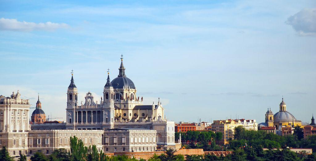 Im Herzen von Madrid