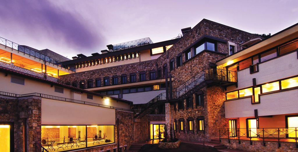 Das Petriolo Resort & Spa 5* heißt Sie herzlich willkommen!