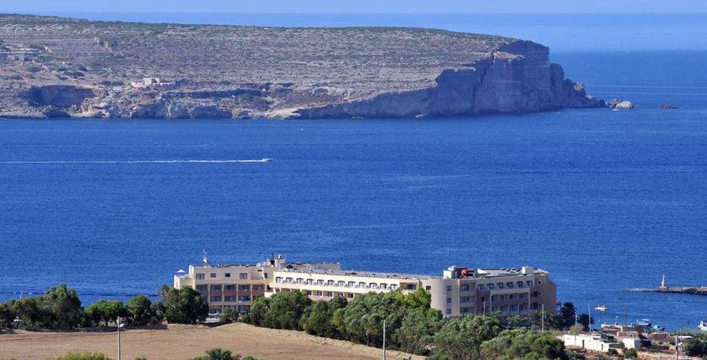 Vom Labranda Riviera Premium Resort & Spa haben Sie eine super Aussicht über die Marfa Bucht