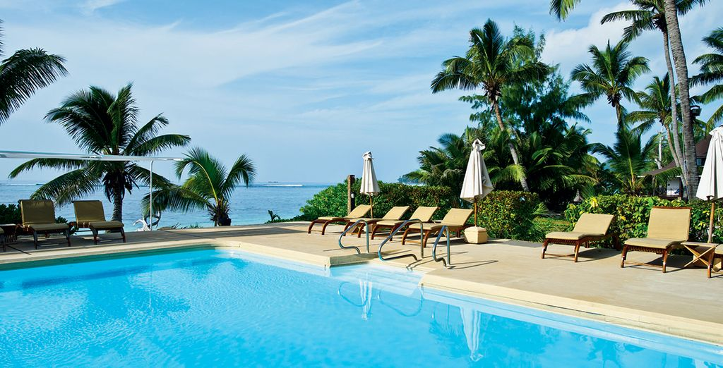 Willkommen im Hotel New Emerald Cove 4*