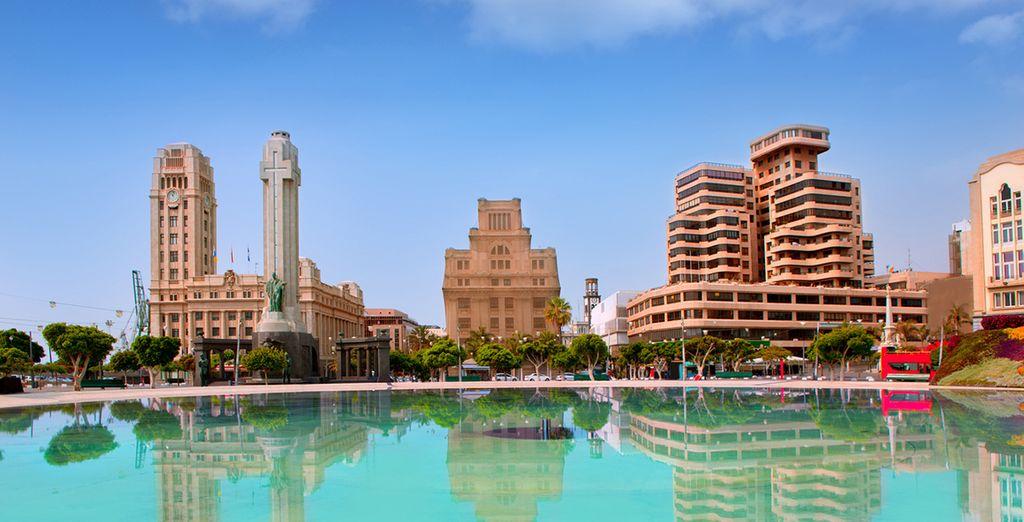 Erkunden Sie Santa Cruz de Tenerife, die Hauptstadt