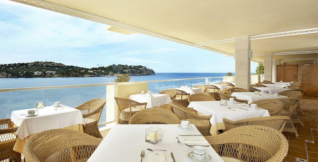 Genießen Sie in vollem Maße die mediterrane Küche dank der All inclusive Pauschale
