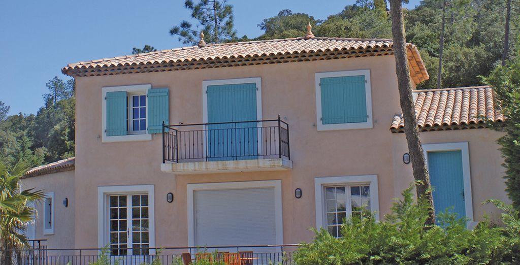Ihre Villa ist der ideale Ort...