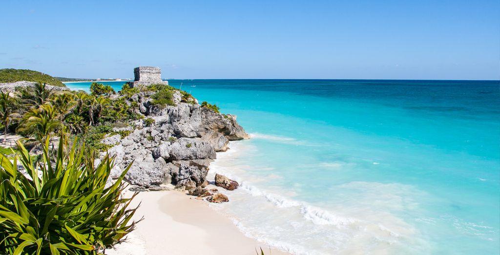 Voyage Privé wünscht Ihnen zauberhafte Ferien an der Riviera Maya!