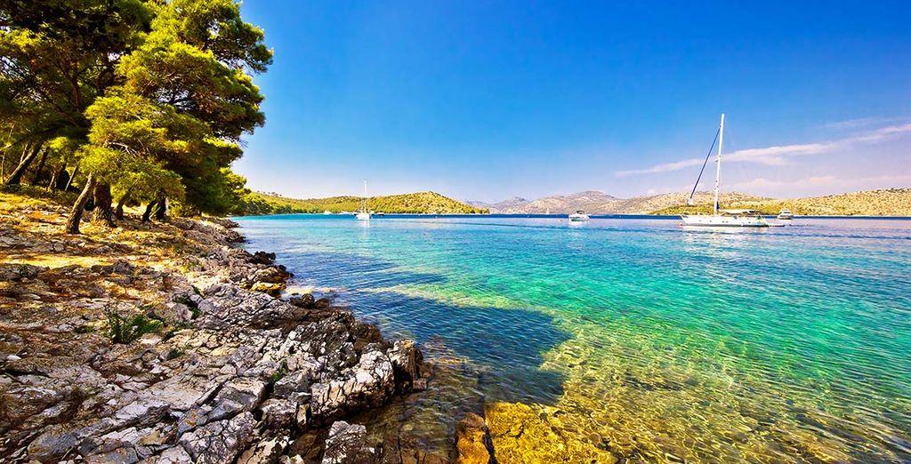 Im schönen Kroatien!