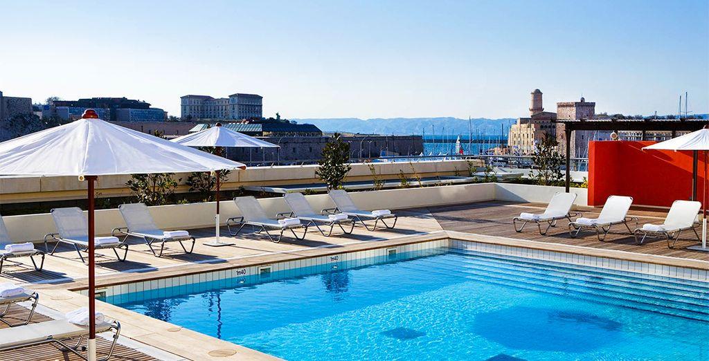 Das Radisson Blu Marseille Vieux Port begrüßt Sie