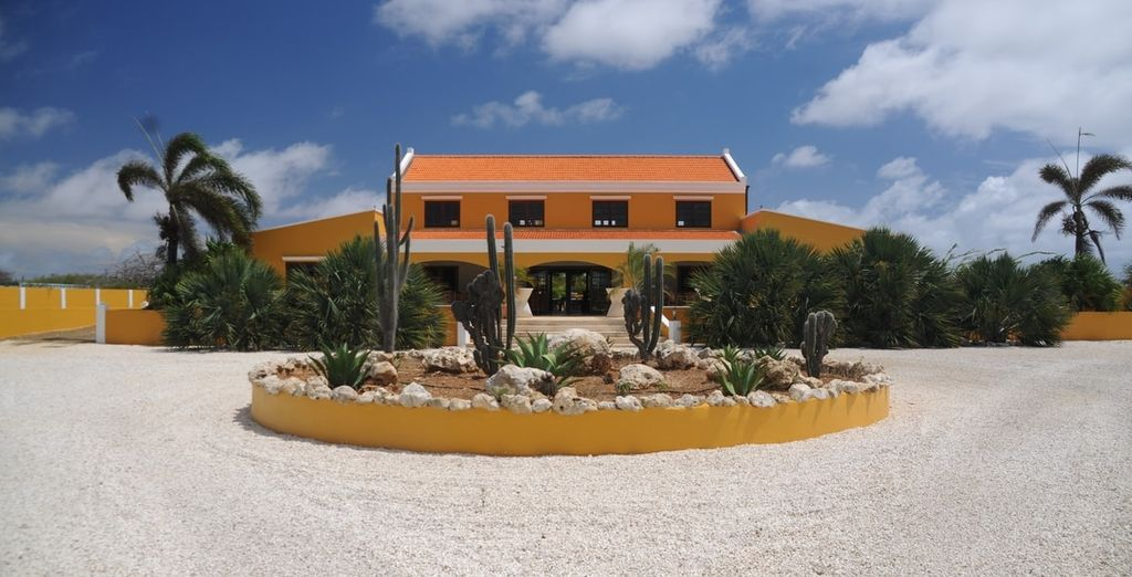 Willkommen im Landhaus Wanapa