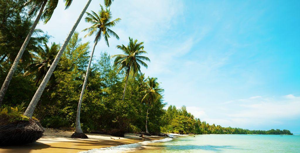 Und Khao Lak, toller Ferienort direkt am Meer