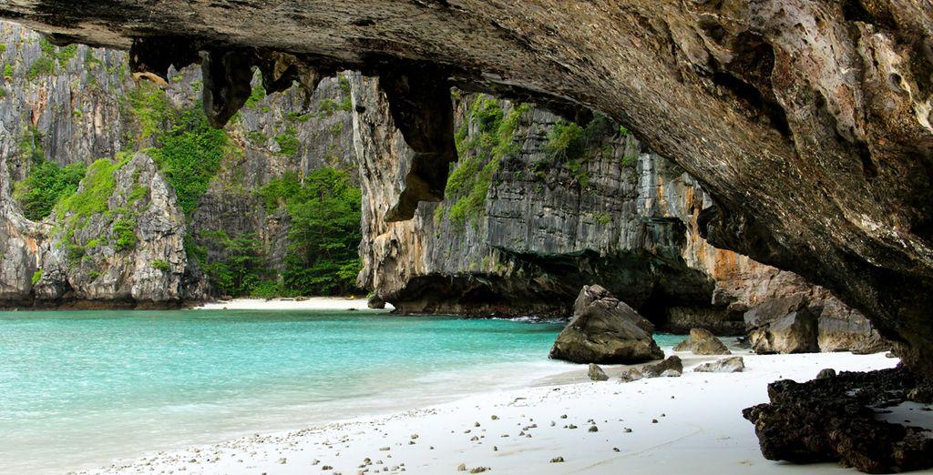 Koh Yao Yai, einer weiteren paradisischen Insel