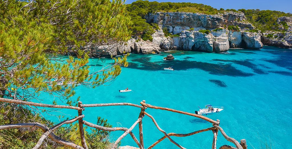 Entdecken Sie Menorca für Ihren nächsten Urlaub mit Voyage Privé