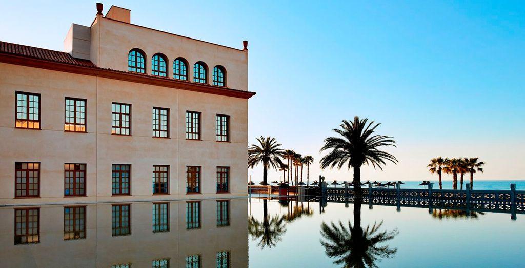Ihr Hotel liegt in El Vendrell im Herzen der katalanischen Küste, in der Nähe von Barcelona