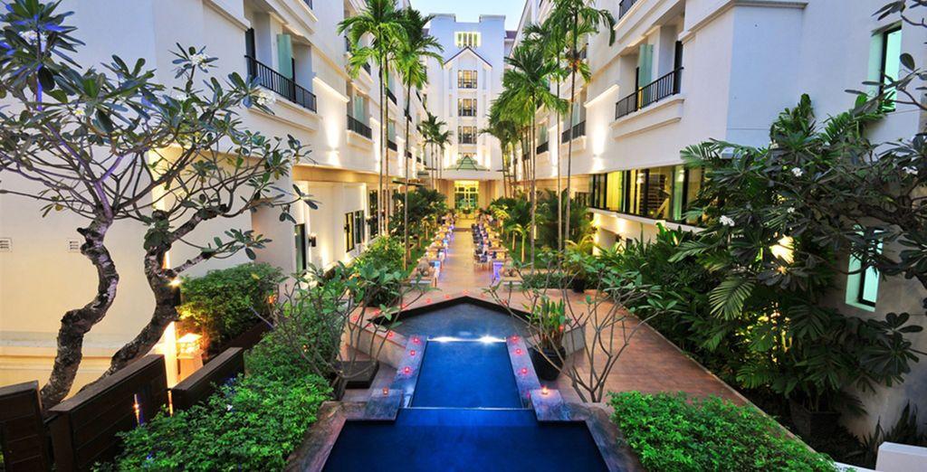 Tara Angkor Hotel 4*, Siem Reap
