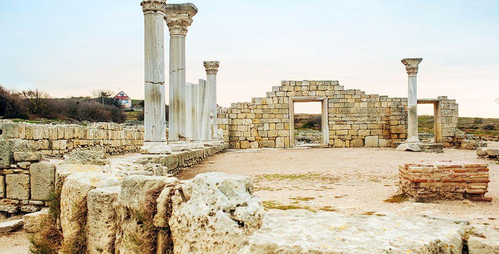 Ruines hersonissos