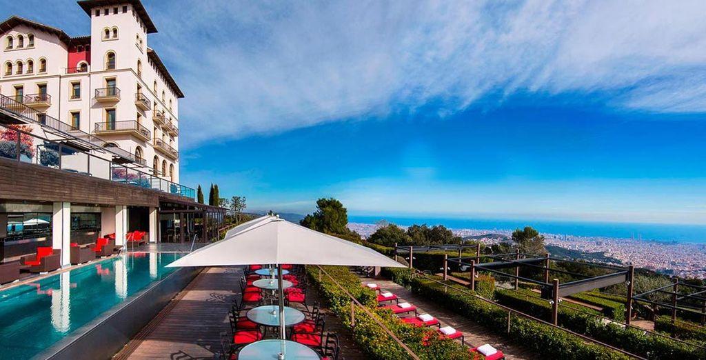 Entdecken Sie das Gran Hotel La Florida