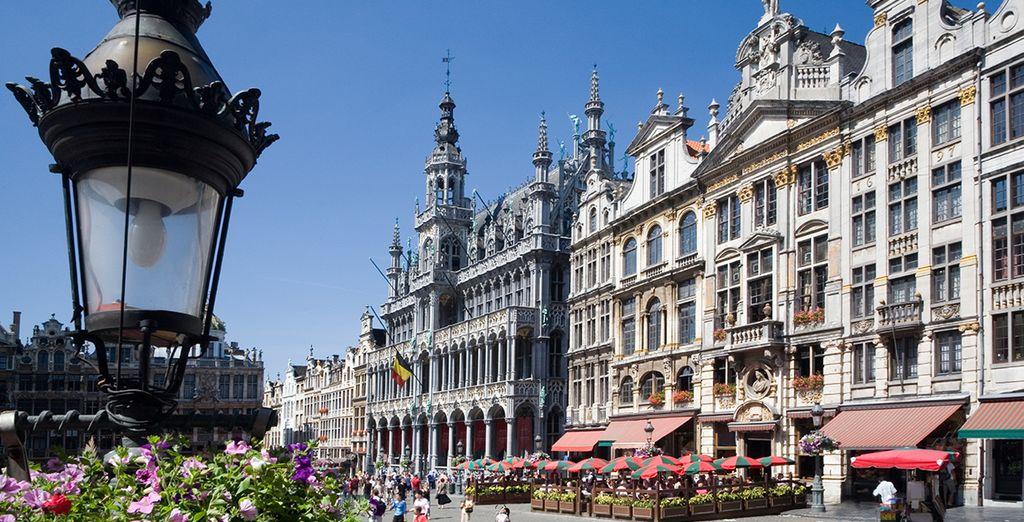 Voyage Privé wünscht Ihnen eine tolle Städtereise!