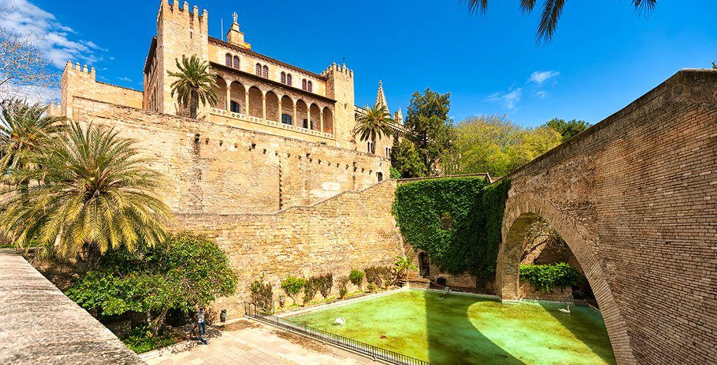 Und entdecken Sie die kulturellen Sehenswürdigkeiten von Mallorca