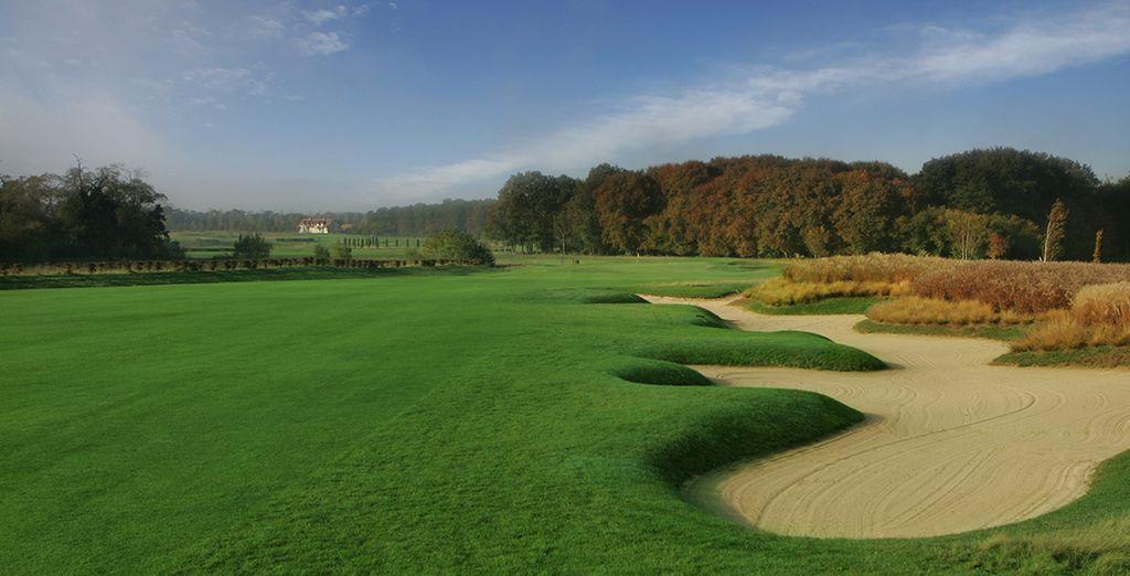 Für eine Runde Golf