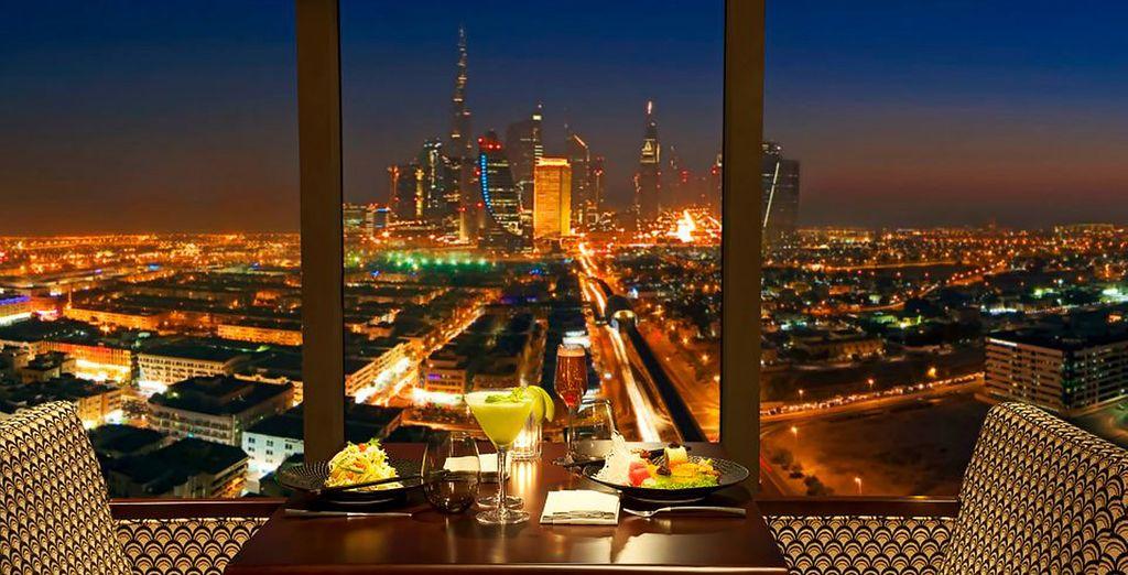 Speisen Sie in diesem Restaurant mit Panoramablick
