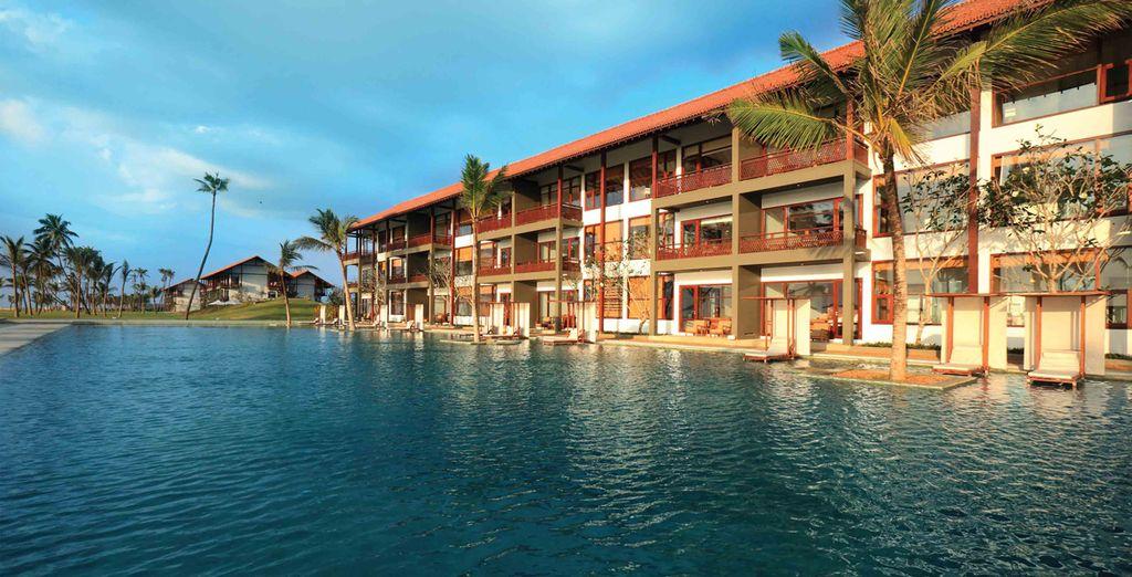Genießen Sie Ihren Aufenthalt im 4* Anantaya Resort & Spa!