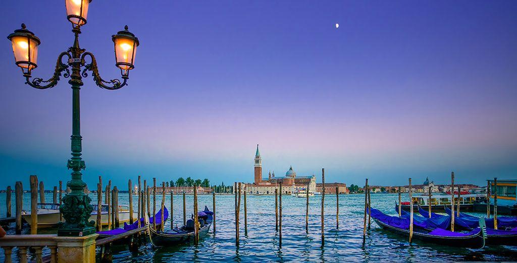 Willkommen in Venedig...
