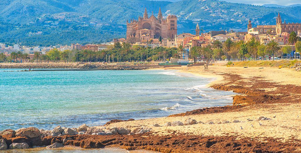 Mallorca ist bestückt mit großartiger Architektur und historischen Monumenten