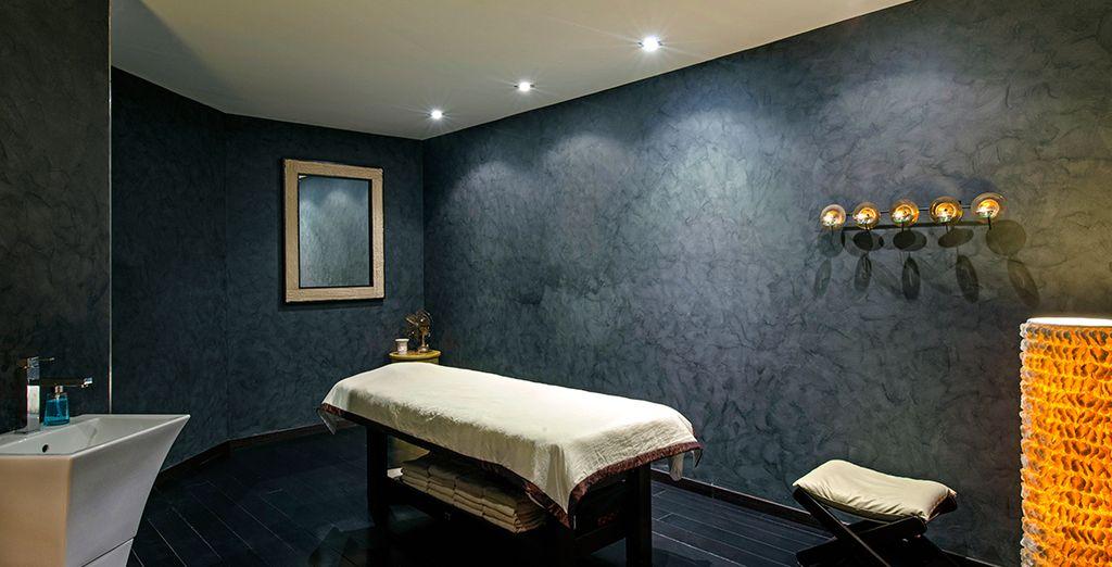 Erleben Sie die pure Entspannung bei einer Massage