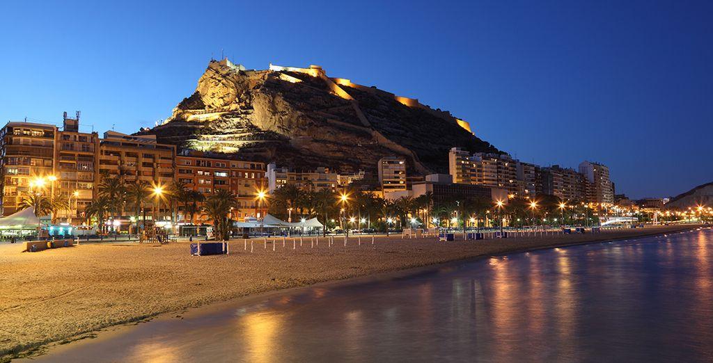 Erkunden Sie Alicante