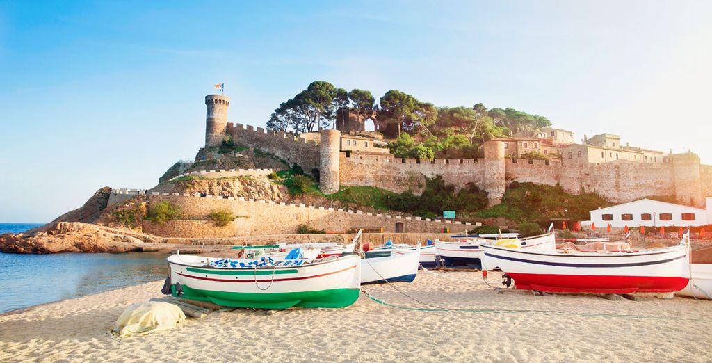 Verbringen Sie entspannte Tage an der Costa Brava!