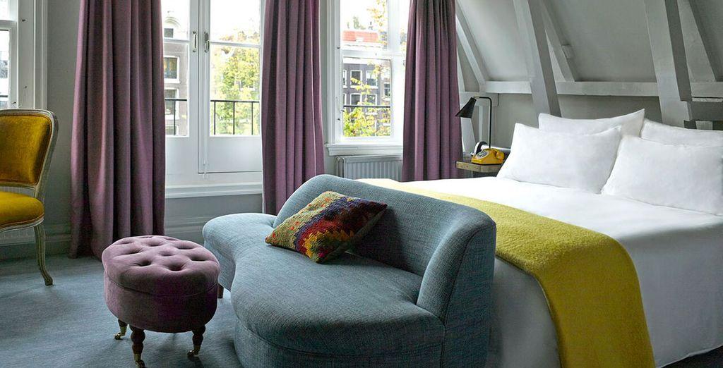 Entdecken Sie Ihr Classic Zimmer...