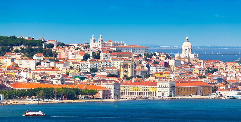 Wir wünschen Ihnen eine schöne Zeit in Portugal!