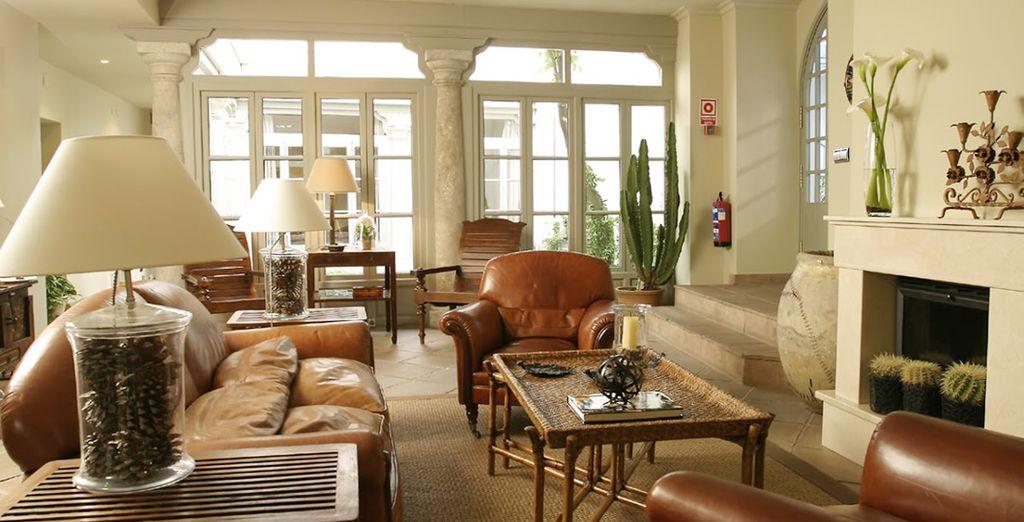 Entdecken Sie ein stilvolles Interieur ...