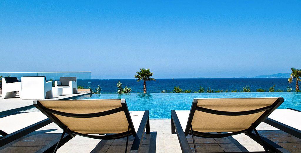Willkommen im Radisson Blu Resort & Spa Ajaccio Bay!