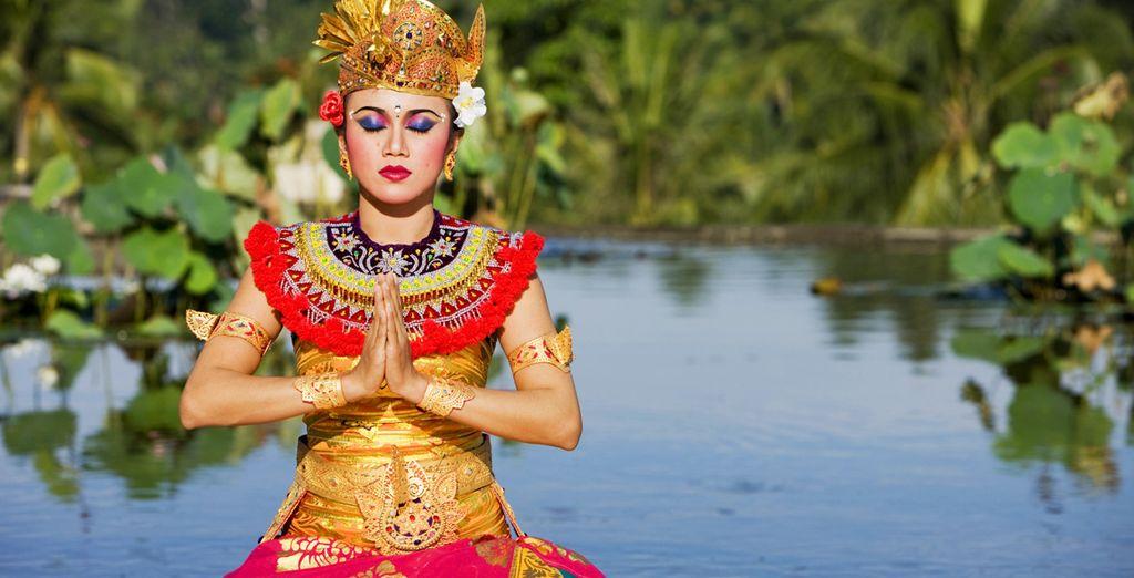 Wir wünschen Ihnen einen schönen Aufenthalt auf Bali!