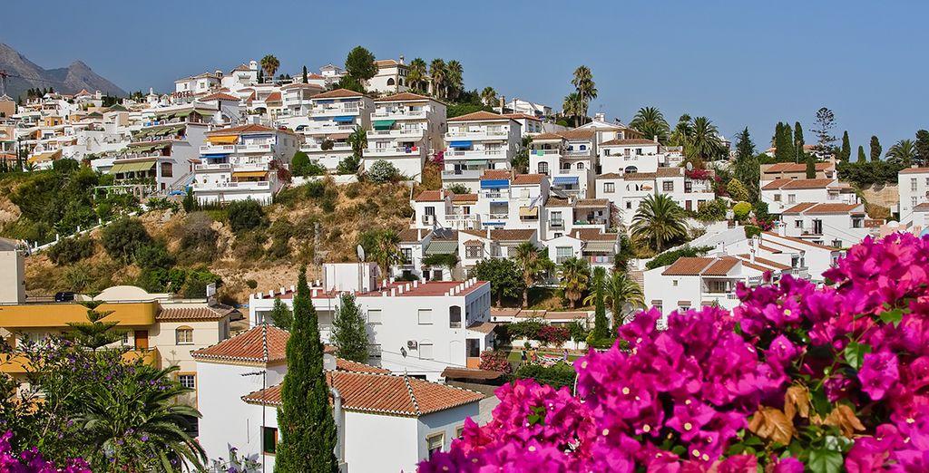 Wir wünschen Ihnen einen schönen Aufenthalt im sonnigen Marbella!