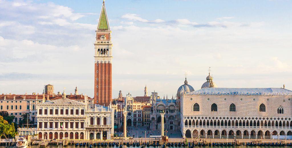 Venedig freut sich auf Ihren Besuch!
