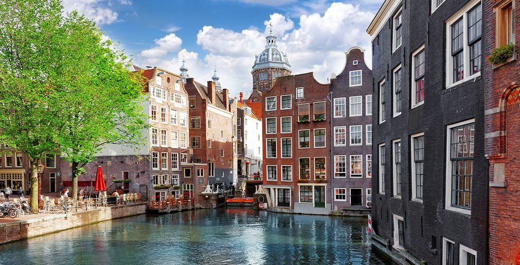 Und entdecken Sie das Venedig des Nordens