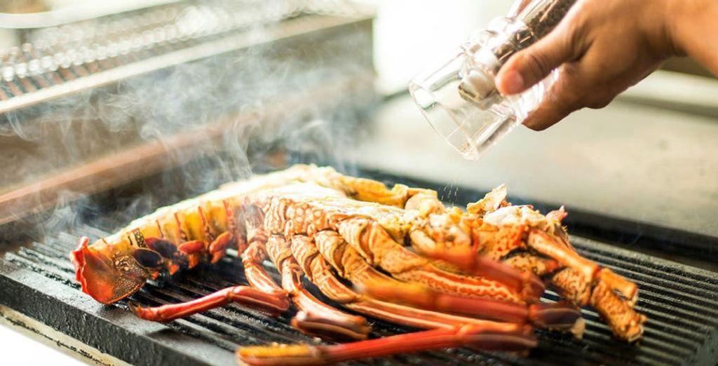 ...und erleben Sie kulinarische Höhepunkte!