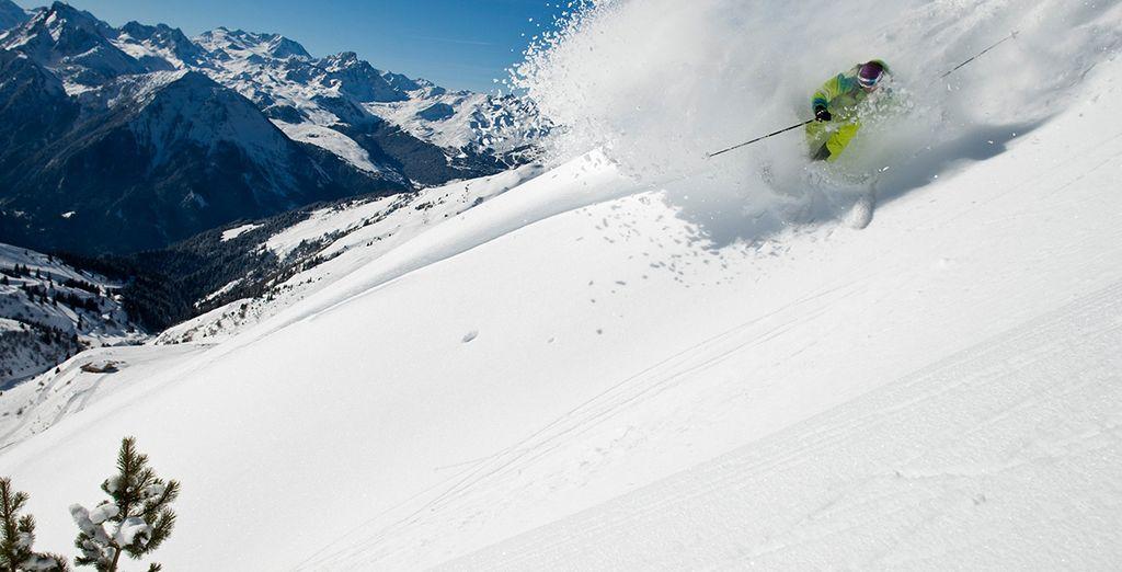 Buchen Sie Ihren Fun Reisen in Tirol auf voyage-prive.de
