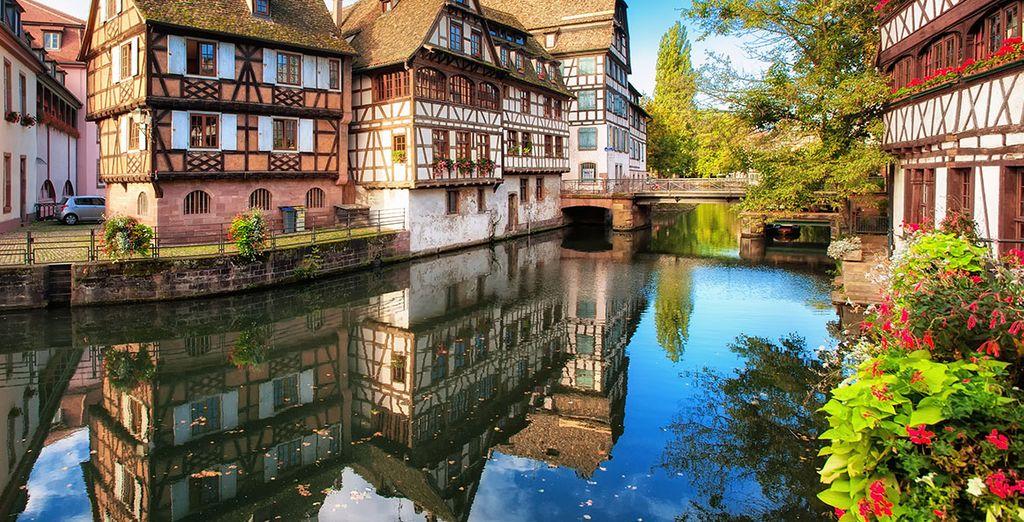 Herzlich willkommen in Straßburg!