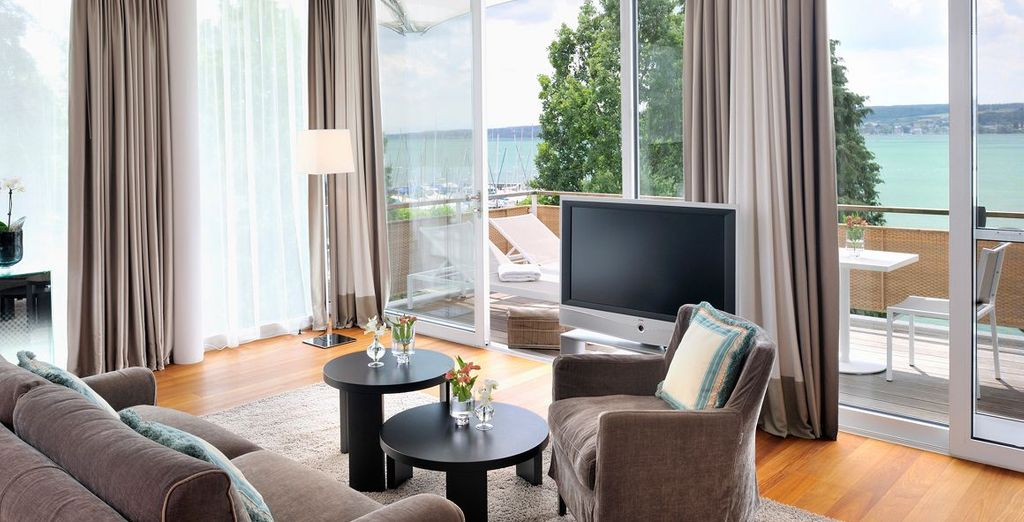 RIVA - Das Hotel am Bodensee 5*