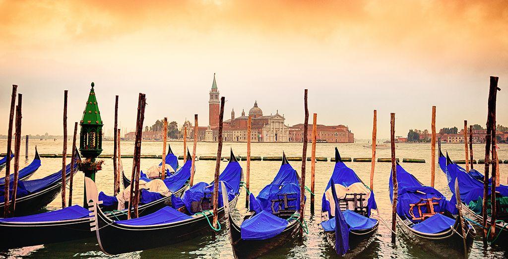 Willkommen in Venedig!