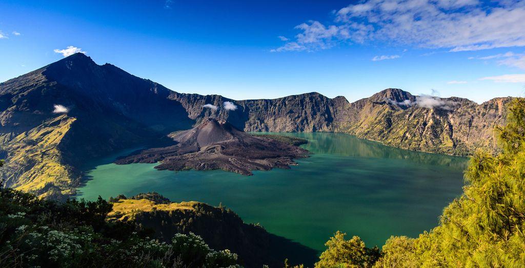 Lombok bietet einige nette Überraschungen...