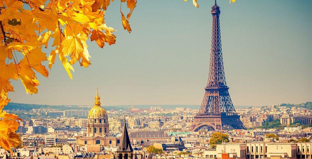 Entdecken Sie Frankreich