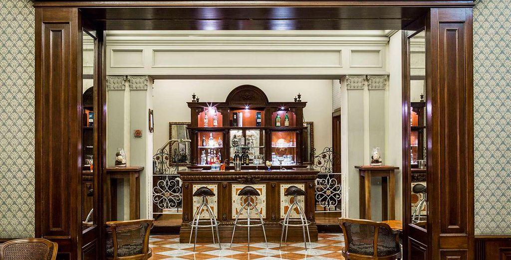 Ein Florentiner Barockstil-Hotel nur wenige Gehminuten von der Kathedrale entfernt