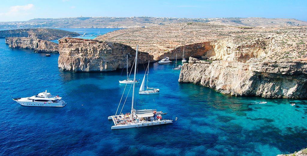 Willkommen auf Malta